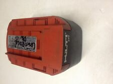 1  batterie hilti B 24 en 3Ah  bateria batery refaite  a neuf