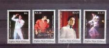 PAPUA NEW GUINEA 2008 Elvis Presley set MUH