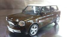 * Herpa 070621 The New Shape Trabant NT Colza Brown Scale 1:43