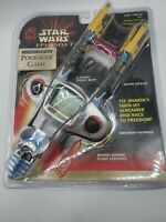 "Star Wars Episode 1  ""Podracer Game"" NEW Hasbro 1999 Electronic Hand-held Game"