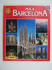 ALL BARCELONA by Manuel Milian Mestre Souvenir Guide Photobook