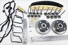 Mercedes Benz M271 Steuerkettensatz Reparatursatz mit Ein- und Auslassventile