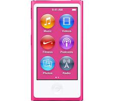 Pink iPod Nano Players