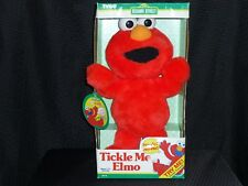 1995 Original Tickle Me Elmo Vintage Plush Doll Tyco New in Box from JAPAN RARE!