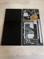 GENUINE SAMSUNG GALAXY NOTE 20 ULTRA 5G N986B LCD SCREEN  BLACK-1