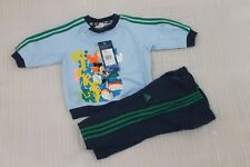INFANTS BOY'S ADIDAS DISNEY MICKEY MOUSE FULL TRACKSUIT