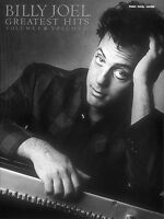 Billy Joel - Greatest Hits Volumes 1 and 2  Piano, Vocal and Guitar  Book Only H