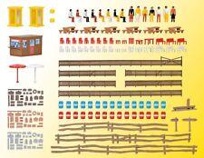 Kibri - Estación ferroviaria de modelismo ferroviario N escala 1 160 (37490)