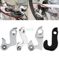 Aluminium Bicycle Bike Rear Gear Mech Derailleur Hanger Drop Out Adapter LJ