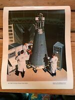 Print, AEC SNAP 10A Space Nuclear Power System, North American Aviation, 12x15