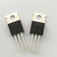 20PCS MBR30100CT 30A 100V Dual High-Voltage Power Schottky Rectifier TO-220 NEW