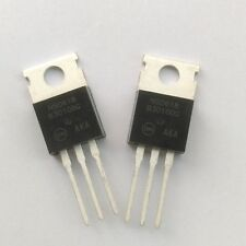 5PCS MBR30100CT 30A 100V Dual High-Voltage Power Schottky Rectifier TO-220 NEW