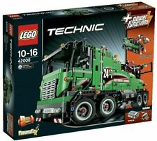 LEGO 42008 TECHNIC SERVICE TRUCK + POWER FUNCTION NEW IN sealed BOX - RETIRED