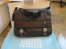 Piquadro Black Wink Device briefcase, iPad pouch, detach. wallet... CA2335W37/N
