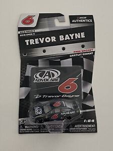 2018 Wave 4 Trevor Bayne Advocare 1/64 NASCAR Authentics Diecast