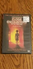 New Sealed Close Encounters of the Third Kind Dvd Collector's Edition