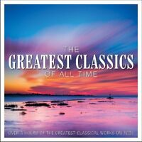 The Greatest Classics of All Time Classical Music 3 CDs Bach Mozart Elgar Ravel