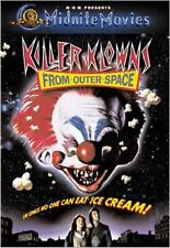 KILLER KFREENS FROM OUTER SPACE NEW DVD