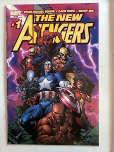 the new avengers 1 (Beautiful Condition)