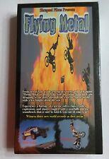 Flying Metal - Shrapnel Films - VHS Video Tape - NEW UNOPENED