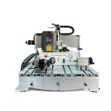 CNC 6040 Z-S 800W wood Router mini milling machine for metal wood polywood