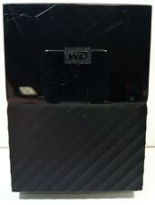 Western Digital My Passport 4TB USB 3.0 Portable External Hard Drive Black