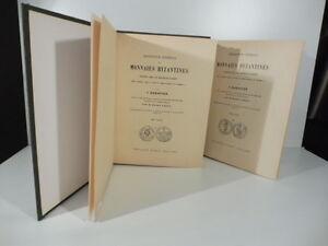 description generale des monnaies byzantines...Sebatier, A. Forni Editore
