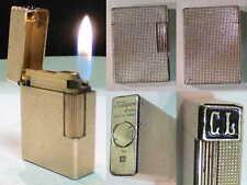 Briquet Ancien - ST Dupont Ligne 1 BR - Vintage Gas Lighter Feuerzeug Accendino