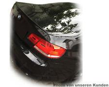 E92 BMW M3 Sport Lack Saphir SCHWARZ 475 Flügel Karosserie Autospoiler Spoiler