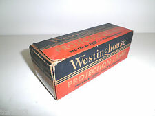 Vintage Westinghouse Projection Lamp / Bulb:1Mt12/1: New in Original Box