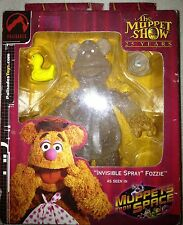 The Muppet Show 25Yr Invisible Spray Fozzie 2002 Comic Con Exclusive! Rare!!