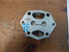 Plaque Pompe Huile Fiat 1800 B 2300 Berline Oil Pump Piquant