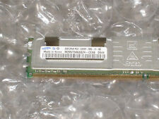 2GB DDR2 2RX8  PC2-5300F DDR2-667MHZ 128X8 18CHIPS 240PIN   M395T566QZ4-CE66