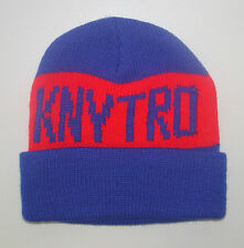 NRL NEWCASTLE KNIGHTS KNYTRO MASCOT LICENSED RUGBY LEAGUE BEANIE FREE POST NEW