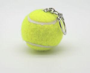 Price's Tennis Ball Key Ring (1 key ring)