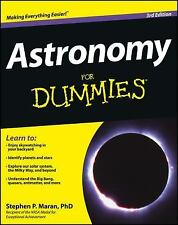 Astronomy For Dummies, Maran, Stephen P., Good Book