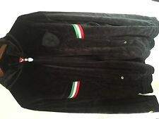 Ferrari/Puma Zip-Up, XL, Black with Stripe, New with Tags, 20% off, #105