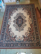 grand tapis laine, très bon état général