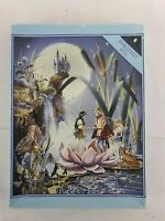 The Fairy Wedding - Puzzle - 700 pcs - Used - Free P&P - 21 x 17in - Complete