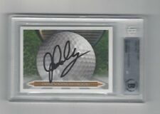 JOHN DALY Signature Card AUTO BAS Beckett Authentic Signed Autographed