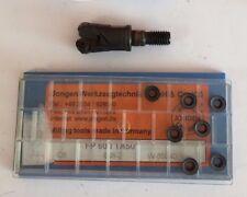 WSP einschraubfräser kef-18-28-m8-508-2 + 7x WSP fp608... de jongen