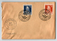 Germany 1947 BAUTZEN Event Cover / Small Top & Edge Tears - Z13188