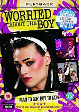 Worried About The Boy stars Douglas Booth - Ltd Edition DVD &19 Track Hits CD