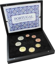 Portugal 3,88 Euro 2009 PP KMS 1 Cent bis 2 Euro im Etui