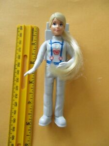 """2019 MC DONALDS ASTRONAUT BLONDE GIRL DOLL HAPPY MEAL 5"""" FREE SHIPPING"""