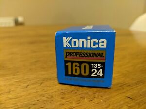 Konica Color Professional 160 35mm Film