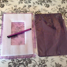 LAVENDER AND PURPLE IPAD MINI COVER-NEW IN PACKAGE