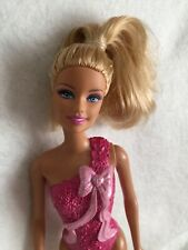 2011 Barbie Fairytale Princess Doll Bodice With Pink Bow