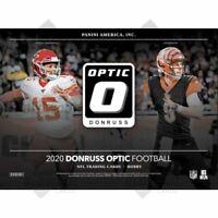 2020 Panini Donruss Optic NFL One Hobby Box Random Team Break #2 Please Read