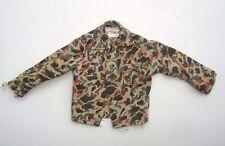 Action Joe Man Hasbro accessoire ancien : veste tissu soldat américain 024